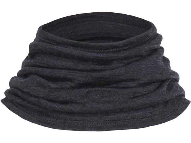 Icebreaker Flexi Chute Pañuelos multiusos para el cuello, black heather